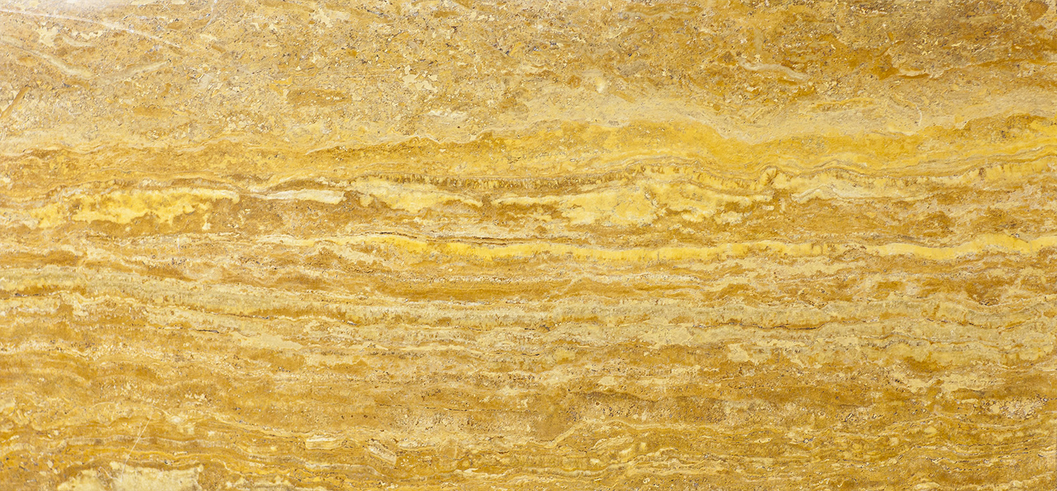 YELOW TRAVERTINE VS POLISHED - YELOW TRAVERTINE V,С POLISHED