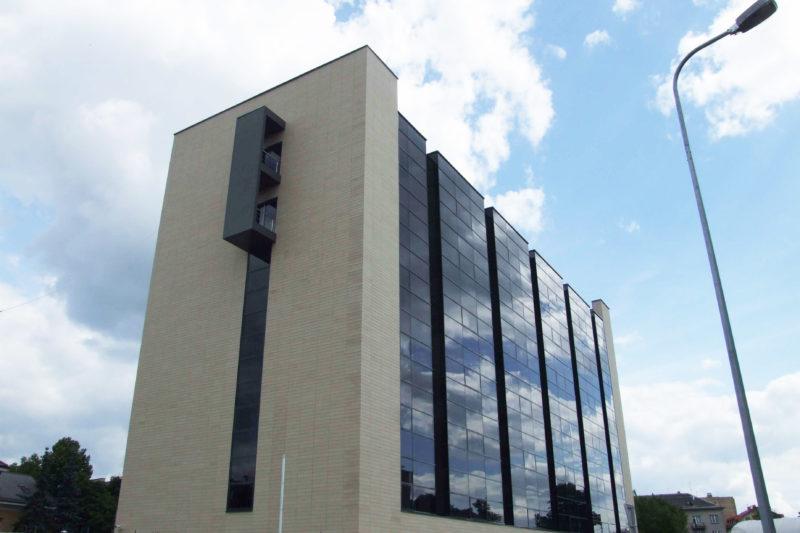 Бизнес-центр NBK г. Вильнюс (1)
