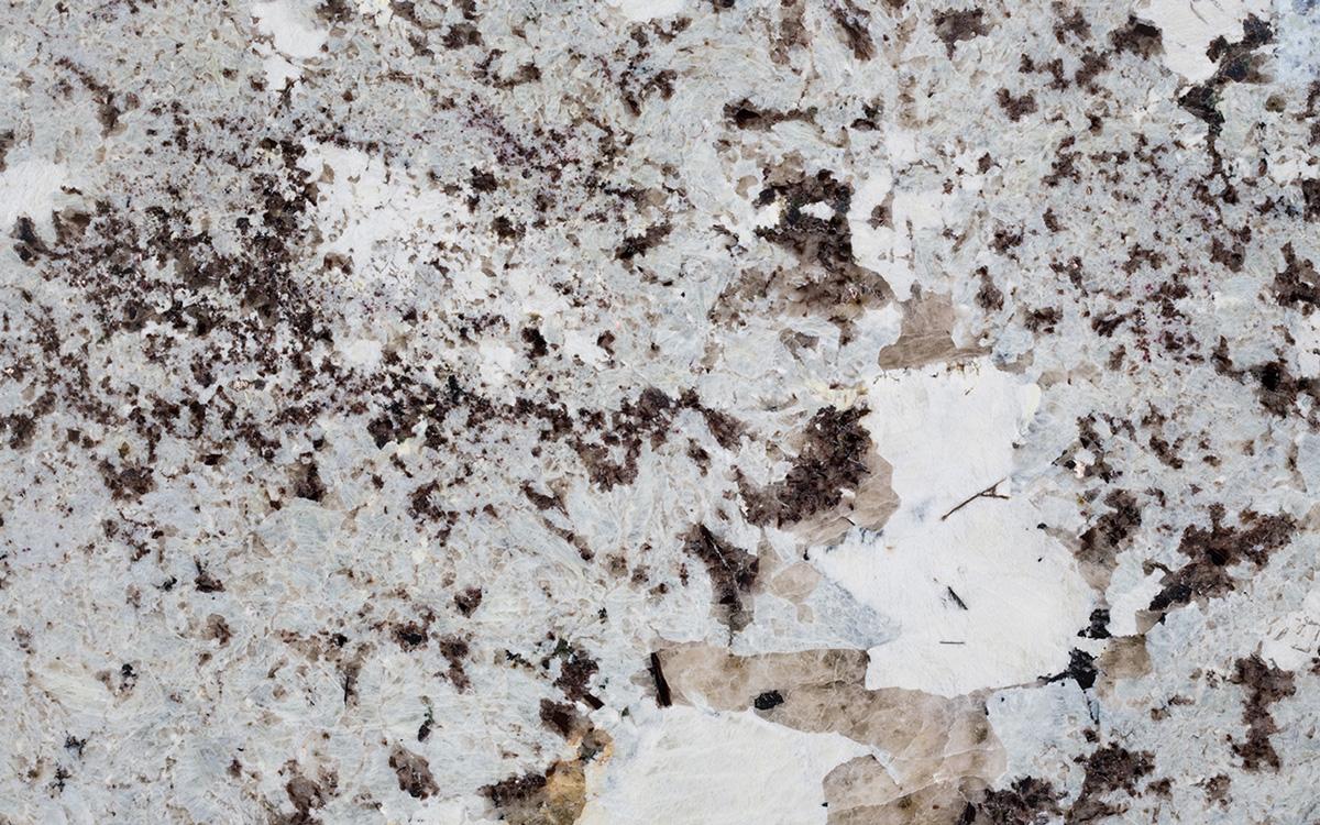 02 Alaska white Granit - ALASKA WHITE