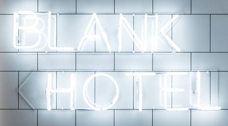 SwissCDF interior - Пустой отель