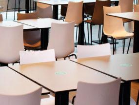 Столы и столешницы из HPL/CDF