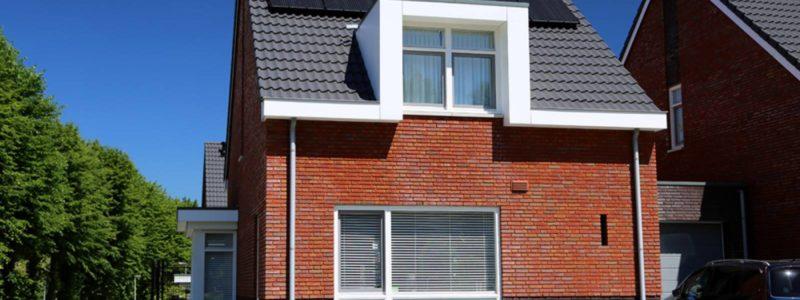 Trespa exterior - Дома Простое поле. Нидерланды (Trespa Izeon)