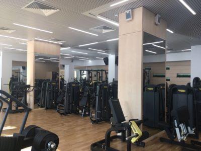 Фитнесс-центр WorldClassLite Fundermax г.Алматы