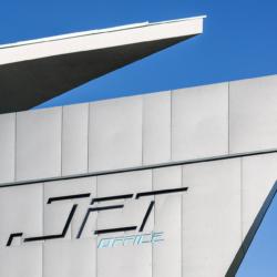 Swisspearl exterior - Офис Jet