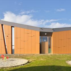 Swisspearl interior - Детский сад. Церквеняк. Словения