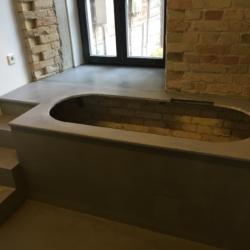 Hibeton interior - Панели для ванной