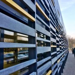 Hibeton interior - Багетный фасад