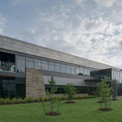 Swisspearl exterior - Офисное здание Neptune