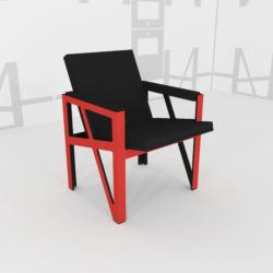 SwissCDF interior - Кресло 2