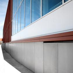 Hibeton exterior - Бетонный фасад