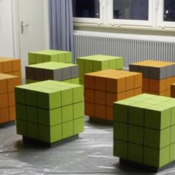 SwissCDF interior - Quadrant-21. Fachhochschule Holztechnik & Gestaltung