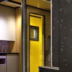 SwissCDF interior - Кабинет дом «Schrankhaus»