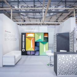 SwissCDF interior - Homi в Милане. 2018