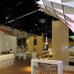 SwissCDF interior - ZENIT-MESSEBAU GmbH. Кёльн