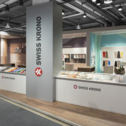 SwissCDF interior - Zysset Messebau AG. Олтен