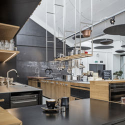 Гастро-шоу кухня в «Chuchifabrik»