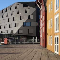 Swisspearl exterior - Kystens Hus