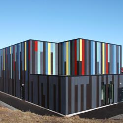 Swisspearl exterior - Многофункциональный зал