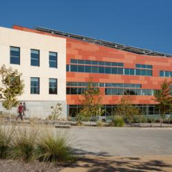Swisspearl exterior - Миссионерский колледж Центр математики и естественных наук