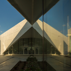 Swisspearl exterior - Офисное здание Tagus Gas