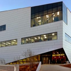 Swisspearl exterior - Центр клинических медицинских наук O'Reilly