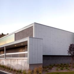 Swisspearl exterior - Здание Райского Каньона