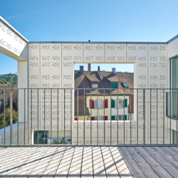 Swisspearl exterior - Проект внутреннего дворика