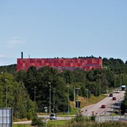 Swisspearl exterior - Завод по производству табака
