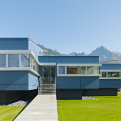 Swisspearl exterior - Технический испытательный центр Swisspearl