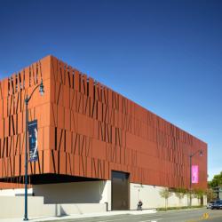 Swisspearl exterior - Центр Уоллиса Анненберга