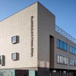 TERRART-SHINGLE-Начальная школа Святого Иоанна. Блэкпул. Великобритания