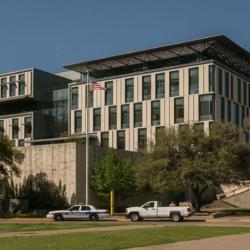 TERRART-LIGHT-Техасский университет - Остинское здание гуманитарных наук (UT-Austin LAB). Остин. Техас. США