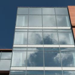 TERRART-SOLID-Университет Мэримаунт - Баллстон Центр. Арлингтон. Вирджиния. США