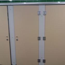 HPL и CDF — Артек. Ялта. Россия (перегородки)
