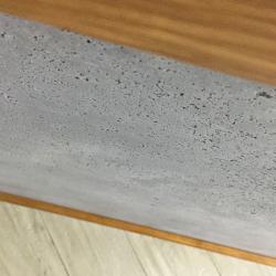 """Бетон для интерьера - Барная стойка из бетона. Ресторан """"Антонио"""""""