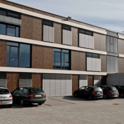 Elan Gründerzentrum. Баден-Баден. Германия (Max Compact Exterior)