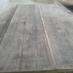 Облицовочные панели из бетона