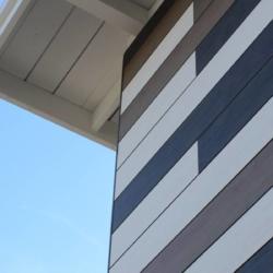 Trespa exterior - Апартаменты Ривер Стрит. Санта Круз. США (Trespa Pura NFC)