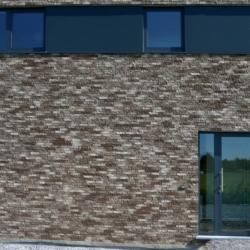 Trespa exterior - Частная резиденция Куринген. Бельгия (Trespa Izeon)