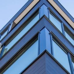 Trespa exterior - Шелтон Истлейк. Жилой Комплекс. Сиэтл. США (Trespa Pura NFC)
