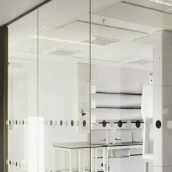 Trespa interior — Центр трансляционной и экспериментальной медицины. Империал Колледж. Лондон (Trespa TopLab Plus)