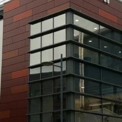 Trespa exterior - Театр Роял Норвич. Великобритания (Trespa Meteon)