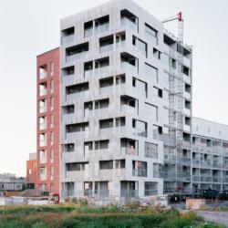 Rieder Architecture — Жилой Дом Лонтункату. Хельсинки. Финляндия