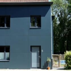 Trespa exterior - Жилой дом Тестельт. Бельгия (Trespa Izeon)
